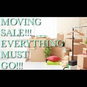 Other - PRE-MOVING SALE!!!🚛📦 MAKE YOUR OFFERS!!!